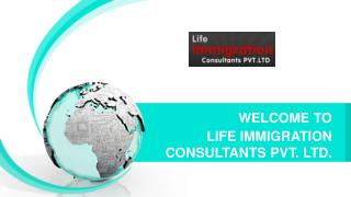 Life Immigration: A Best Visa Consultant in North India