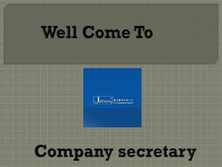 Why company secretary service is a must for every startup?
