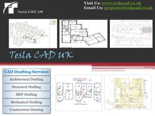 Tesla CAD UK delivers high-end CAD Services