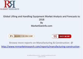 Overview of Global Lifting and Handling Equipment Market