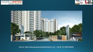 Godrej United, Price List|Reviews|Whitefield Bangalore