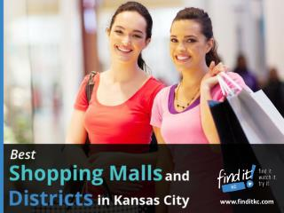 Best Kansas City Shopping Destinations
