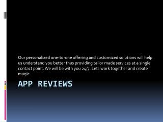 Tips For Appstore Optimization