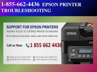 Get Epson Printer Technical #1-855-662-4436 Support Number