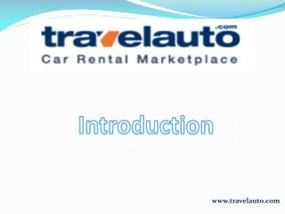 Car rental deals -TravelAuto