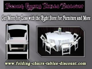 Get More for Less with the Right Store for Furniture &  More