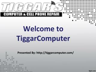 Best and Affordable Computer and Cell Phone Repair Services