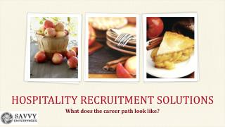 HOSPITALITY RECRUITMENT SOLUTIONS