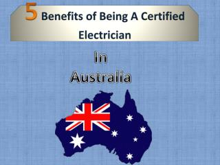 5 Benefits Of Being A Certified Electrician