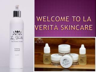 Welcome to La Verità Skincare