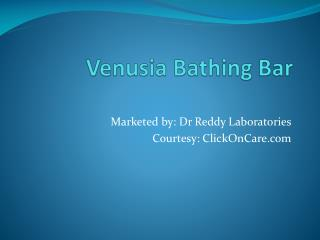 Buy venusia bathing bar online