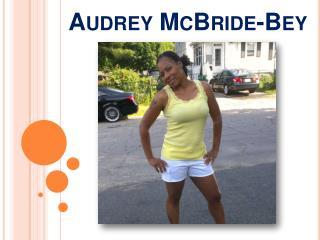 Audrey McBride-Bey