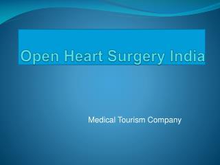 Open Heart Surgery India