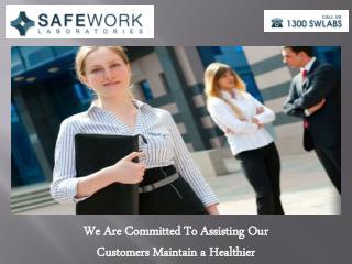 Customers Maintain a Healthier