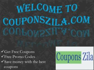 Coupons - Coupon Codes