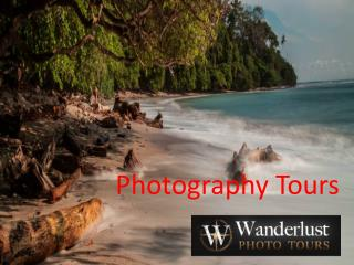 Photography Tours- Wanderlust Photo Tours