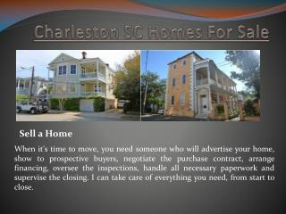 Charleston SC Homes For Sale