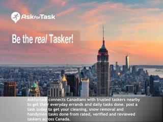 Post a General Help Task on Askfortask