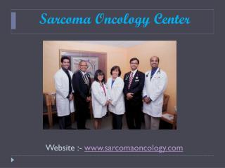 California sarcoma therapy
