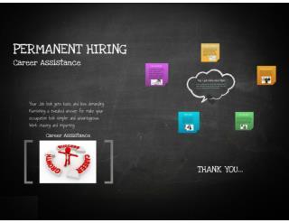 Permanent Hiring - Career Assistence.