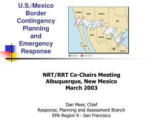 U.S./Mexico Border Contingency Planning and Emergency Response