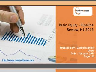Brain Injury - Pipeline Review, H1 2015: Size, Trends