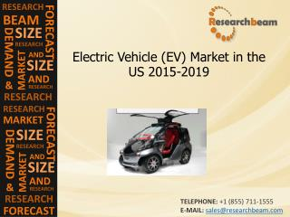 US Electric Vehicle Market Size, Share, Growth, 2015-2019