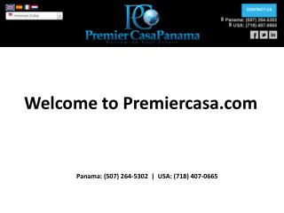 Property for sale in panama