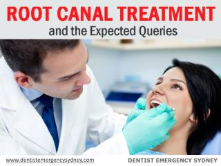 Root Canal Treatment in Sydney – What You Should Know