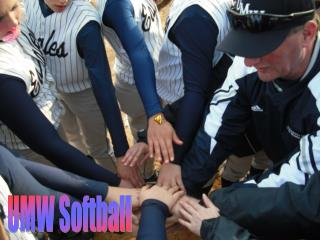 UMW Softball