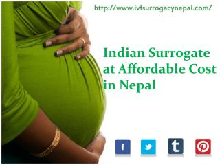 Indian Surrogate at Affordable Cost in nepal