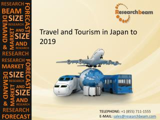 Travel and Tourism in Japan to 2019: Market Share, Analysis