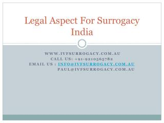 Surrogacy in india, Cost of surrogacy in india