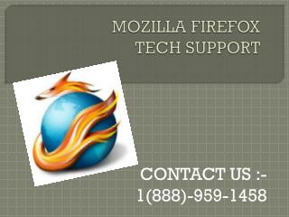 #1-888-959-1458#.Firefox Add Ons and plugins problem.