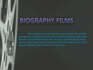 BiographyFilms