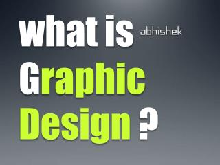 About History of Graphics Design