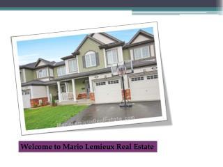 Mario Lemieux Real Estate Service