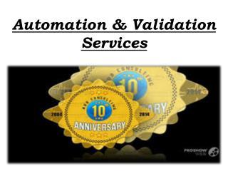 Automation Services