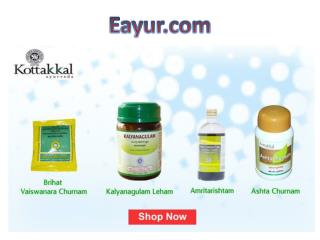 Ayurvedic Products Online India, Kottakkal Ayurvedic Products, Nutraceuticals Medicines
