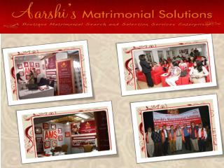 Matrimonial Services in Delhi