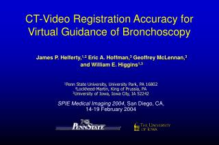 CT-Video Registration Accuracy for Virtual Guidance of Bronchoscopy