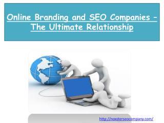 Online Branding and SEO Companies