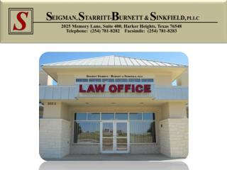 Car Accident Lawyer In Killeen, TX
