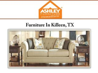 Furniture In Killeen, TX