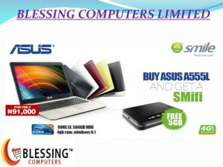 BLESSING COMPUTERS LIMITED