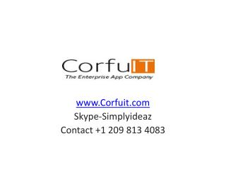 Corfuit The Enterprise App Company
