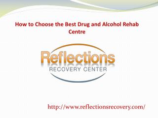 How to Choose the Best Drug and Alcohol Rehab Centre