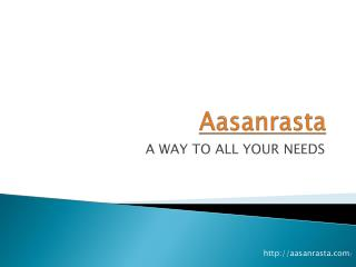 Aasanrasta Classified