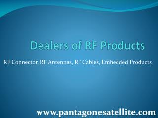 dealers of rf antennas