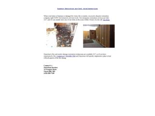 Forest Hill Disaster Restoration Harford County Mold Remova
